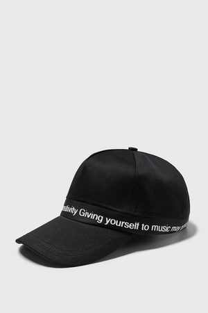 Zara Cappello scritta combinata