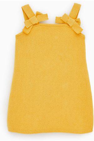 Zara Vestito salopette maglia