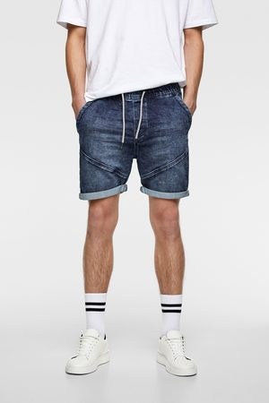 Zara Bermuda shorts denim