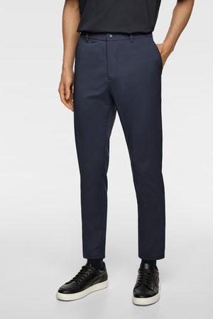Zara Pantaloni chino tecnici
