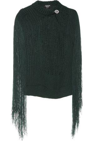 Calvin Klein Pullover con frange