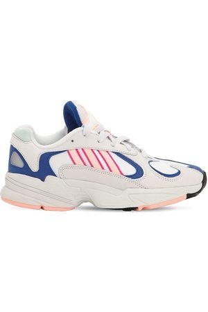 "adidas Sneakers ""yung-1"" In Rete E Camoscio"
