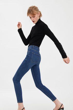 Zara Jeggings hi-rise skinny vintage
