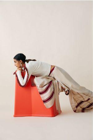 Zara Studio pantaloni pareo edizione limitata