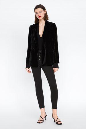Zara Blazer in velluto