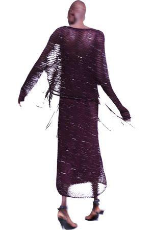 Zara Vestito con frange e paillettes