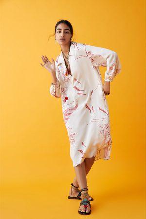Zara Studio vestito stampato edizione limitata