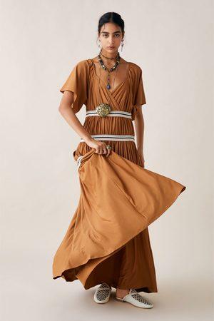 Zara Studio vestito con arricciature edizione limitata