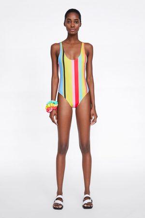 Zara Costume a righe