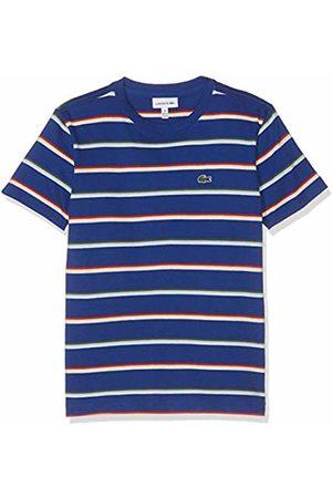 Lacoste Tj4514, T-Shirt Bambino, Blu , 6 Anni