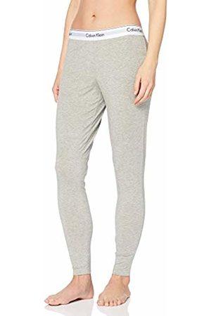 Calvin Klein Pantaloni Pigiama Modern Cotton, Donna, Grigio ), L