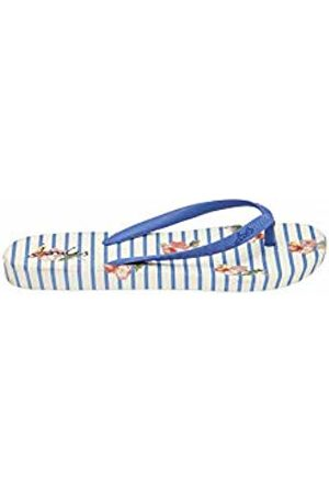 Joules Flip Flops Infradito Donna, Blu 42 EU