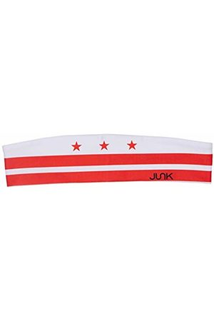 JUNK Brands Washington D.C. Flag Flex Tie Headband, Fascia Unisex