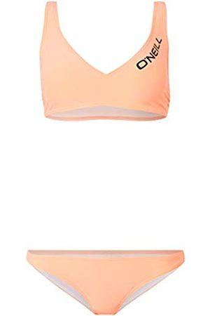 O'Neill PW Padua KOPPA Logo BIKINI-2511 Neon PEACH-38, Bikini Donna, , 38