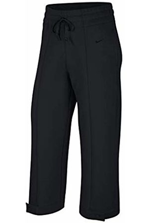 Nike Dri-Fit, Pantaloni Donna, Black, M