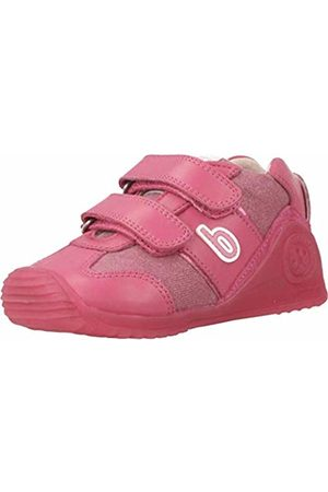 Biomecanics Bambina Pantofole - 192140, Pantofole Bimba, Rosa Paprika), 24 EU