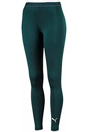 Puma Soft Sports, Leggings Donna, Verde , XS
