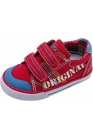 separation shoes 885c0 f1b75 Scarpa Gregorio Sneaker Bambino, Rosso 19 EU