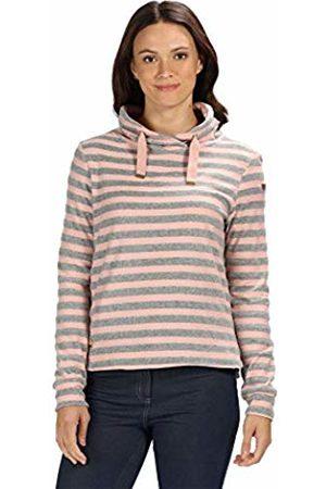 Regatta Celestia Cotton Wrap Over Neck Pullover, Pile Donna, , 10