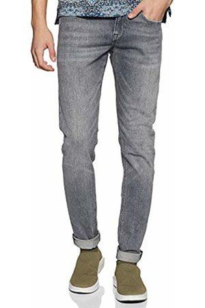 Scotch&Soda Tye, Jeans Straight Uomo, Grigio W33/L30