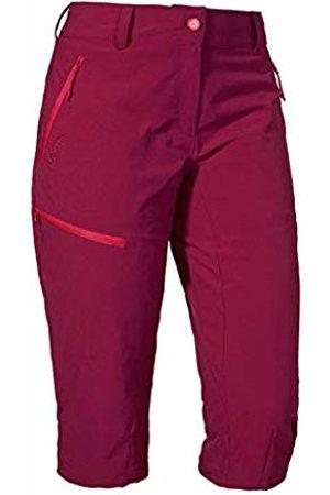 Schöffel Caracas2 - Pantaloni da Trekking Estivi da Donna, a 3/4, Corti, Traspiranti, ad Asciugatura Rapida, Donna, 12407, , 34