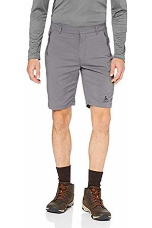 Odlo Conversion, Pantaloncini Uomo, Graphite Grey, 50