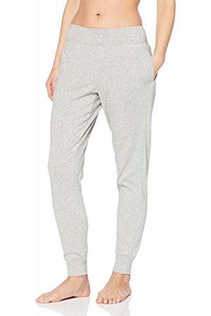Calvin Klein Jogger, Pantaloni Pigiama Donna, Grigio , Large