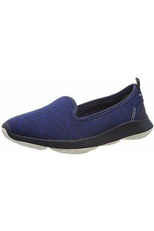Hush Puppies Life, Slip-on Sneaker Donna, Blue , 38 EU