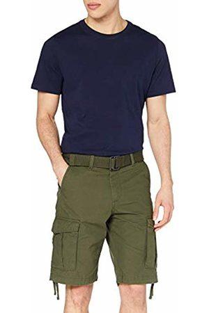 Jack & Jones Uomo Pantaloncini - Jjianakin Jjcargo Shorts AKM 427, Pantaloncini Uomo, Verde Forest Night), 58