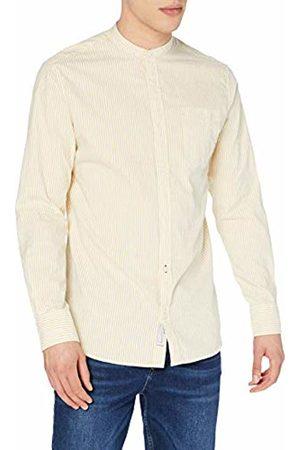 Jack & Jones Premium Jprcarl Band Shirt L/s One Pocket Camicia Formale Uomo, Multicolore , X-Large