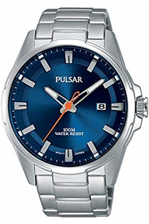 Seiko Pulsar – Orologio da polso da uomo acciaio inossidabile ps9505 X 1
