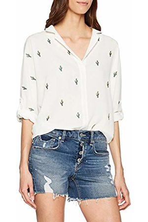 Le Temps des Cerises Fspiky0000000ml, T-Shirt Donna, Bianco , Large