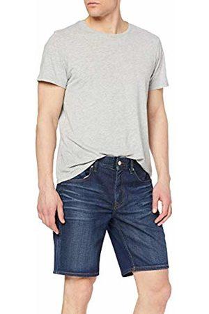 Tommy Hilfiger Brooklyn5pkt Short STR Reno Blue, Jeans Straight Uomo, Blu , W30/L32