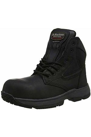 Dr. Martens Industrial Corvid, Stivali di Sicurezza Uomo, Nero , 41 EU