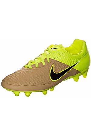 Nike Magista Orden Leather Fg, Scarpe da Calcio Uomo, Giallo Gelb, 41 EU