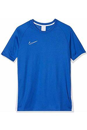 Nike B Nk Dry Acdmy SS, T-Shirt Bambino, Game Royal White, XL