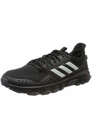 adidas Rockadia Trail, Scarpe da Running Uomo, Nero Core Black/Grey Two F17/Grey Six, 46 EU