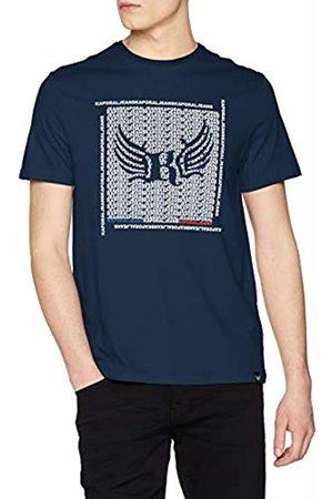Kaporal 5 Pasto T-Shirt Uomo, Blu Blue Us, X-Large