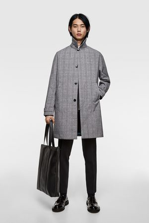 Zara Trench a quadri