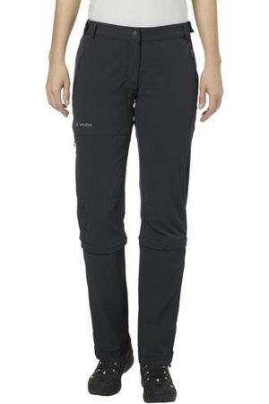 Vaude Donna Stretch - Farley Stretch - pantaloni zip-off - donna. Taglia I38 D34