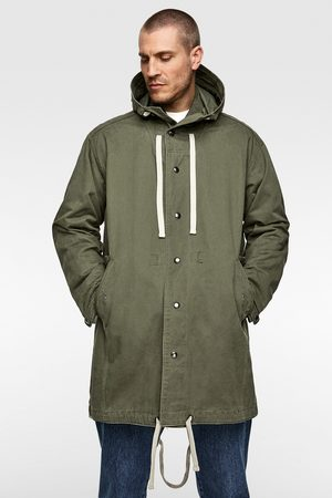 huge selection of 5b3b3 1fe8c Parka interno a contrasto