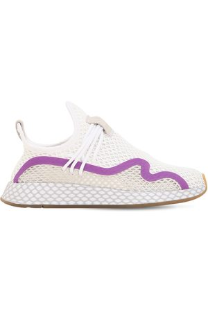 """adidas Sneakers """"deerupt"""" In Techno Tessuto Stretch"""