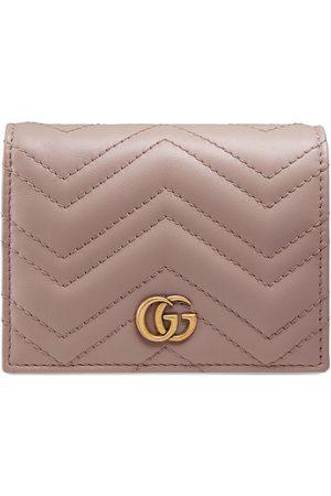 Gucci Portafogli e portamonete - Portacarte GG Marmont