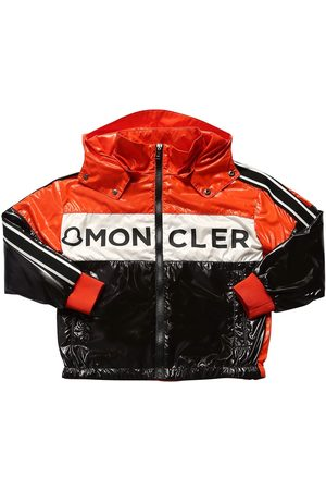 "Moncler Giacca ""hexagon"" In Nylon"