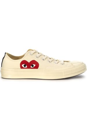 Comme des Garçons Sneaker x Converse in canvas