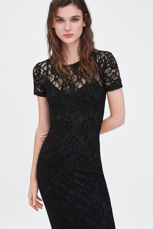 Zara Vestito in pizzo