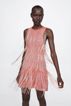 Zara Vestito con frange edizione limitata