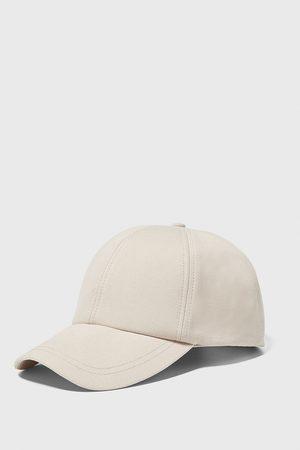 Zara Uomo Cappelli - Cappello strutturato twill