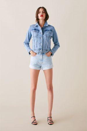 Zara Shorts z1975 a vita alta