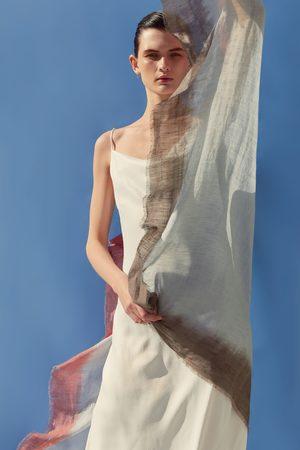 Zara Donna Sciarpe - Foulard tie dye